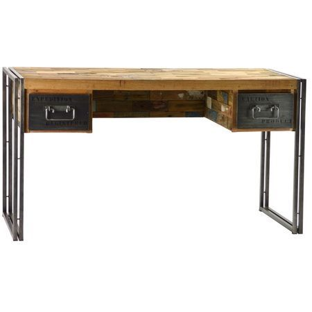 30 Stunning Handcrafted Industrial Furniture Designs - ArchitectureArtDesigns.com
