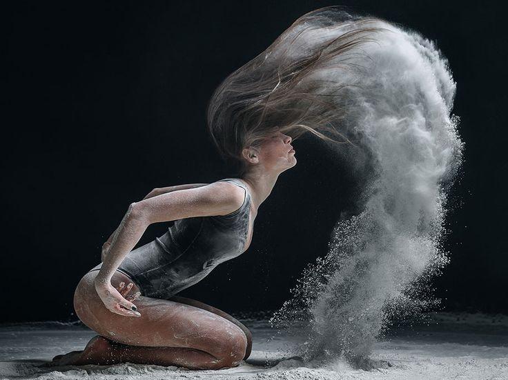 Grâce et Danse figées dans la Farine par Alexander Yakovlev (10)