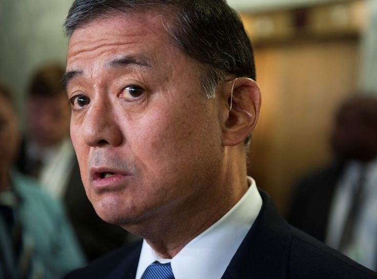Senate Democrats block bill to give Eric Shinseki more power to fire at Veterans Affairs