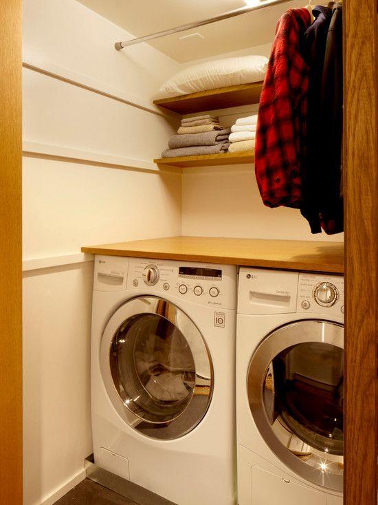 Minimalist Laundry Room Design Laundry Room Design Flat Design And Modern Minimalist On Pinterest