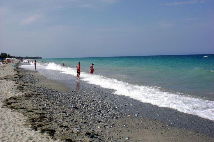 Leptokaria beach-Leptokaria beach