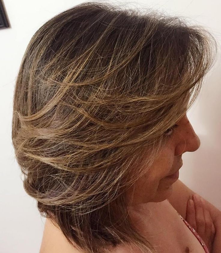 Quirky Hairstyles For Medium Length Hair : Best ideas about thick hair bobs on long