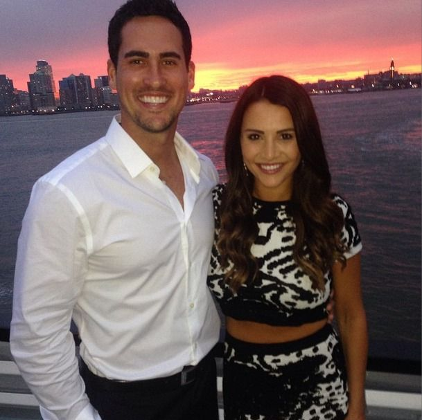 Andi Dorfman and Josh Murray Hang With Jessie and Eric Decker in NYC (PHOTOS) Looks like Andi Dorfman has a whole new passel of girlfriends to practice her pouty duckface with. The Dorf and Josh Murray spent the weekend hanging with Josh's pal Eric Decker of the New York Jets in the Big Apple this weekend, and Andi and Eric's wife Jessie James took some lip pouty selfies to commemorate the momentous occasion.