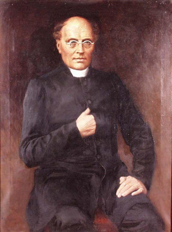 Albert Edelfelt: J. L. Runeberg, 1893.