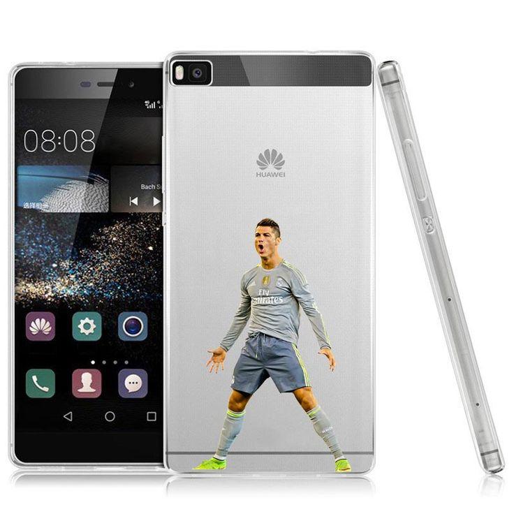 Дело футбол Pogba карим Криштиану Роналду Месси Тяжелых Случаях Для Huawei P8 P8Lite P9 Lite Для Sony Xperia Z1 Z2 Z3 Z4 Z5 Крышка купить на AliExpress