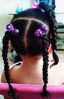 little girl hairstyles.     #hair #accessories