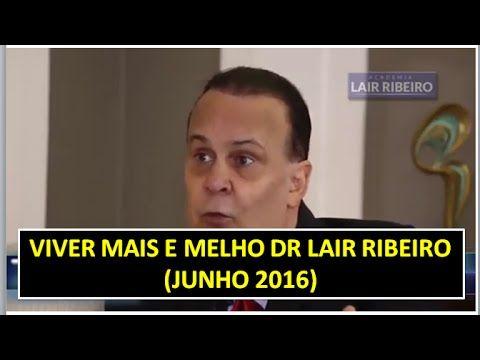 Palestra Dr Lair Ribeiro - Que seu alimento seja seu remédio - YouTube
