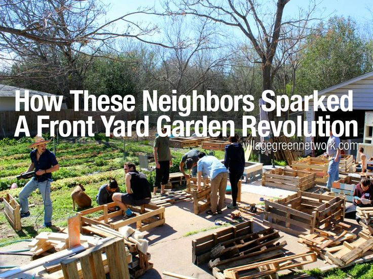 How These Neighbors Sparked a Front Yard Garden Revolution
