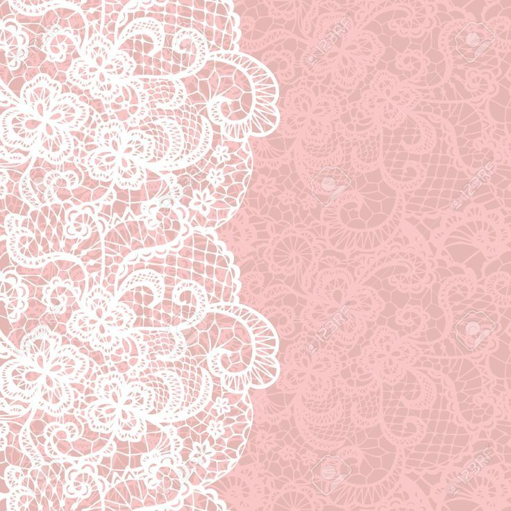 pink backround & lace wallpaper | Barbie | Pinterest ...
