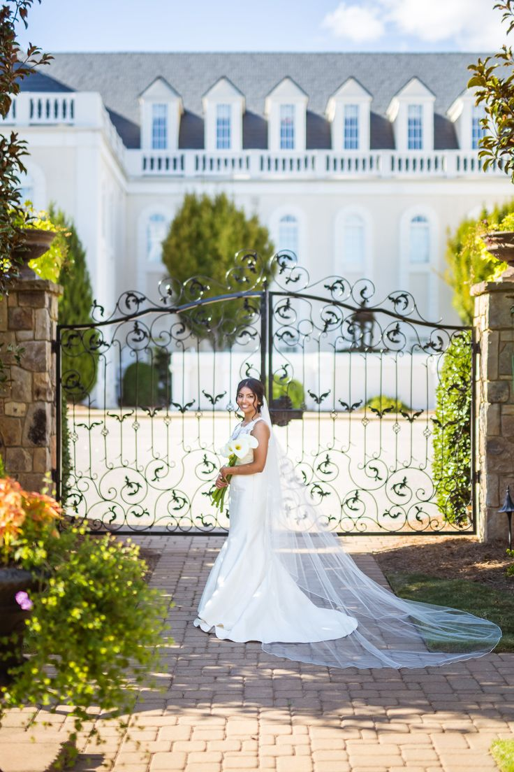 Landmark bride, Cecilia.  Photo Credit: Richard Barlow Photography