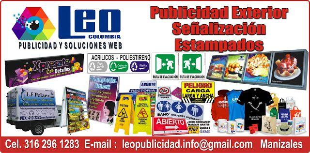 Estampados y Publicidad Manizales: Publicidad Manizales -  Estampados y Publicidad Ex...