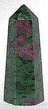 Rubino Zoisite Obelischi