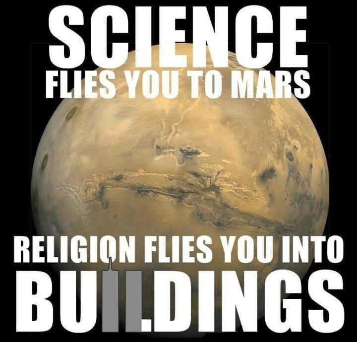 Science vs. Religion: Religion, Free, Belief, God, Atheism, Truth, True, Atheist, Science