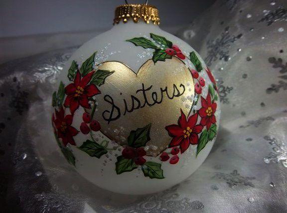Bulk Order Christmas Ornaments Over Christmas Tree Ornaments Round Bal Painted Christmas Ornaments Handpainted Christmas Ornaments Handmade Christmas Ornaments