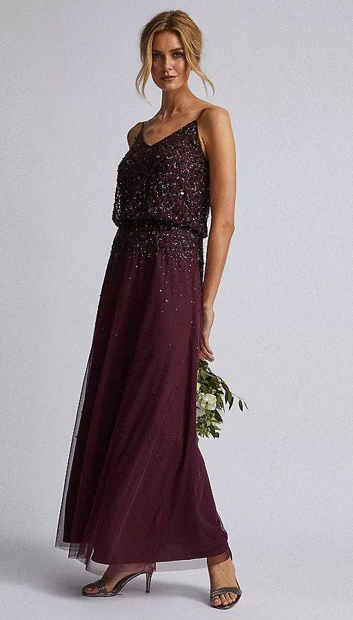 One Fell Swoop - Jade Dress - Rust | All The Dresses