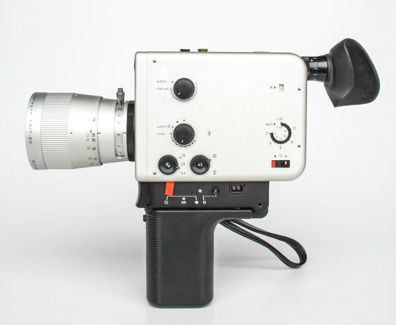 Hey, I found this really awesome Etsy listing at http://www.etsy.com/listing/175179559/vintage-super-8-camera-braun-nizo