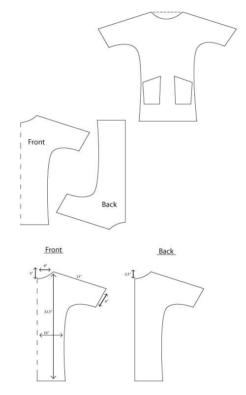 How I Made A Linen Dress. | Fabrics-Store.com - The Thread