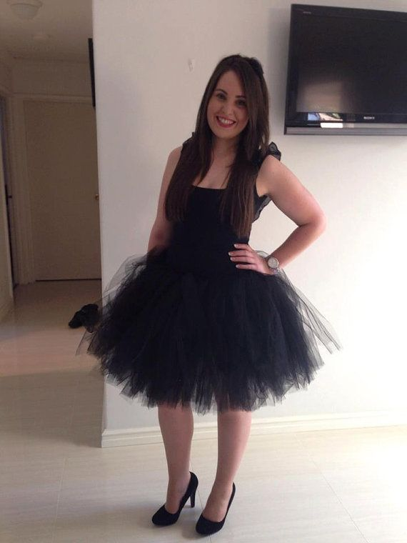 Classic Semi Full Basic Tutu Skirt For ADULTS And Big Kids By 1583Designs Bachelorette Photos