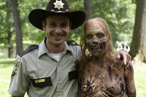 Gruesome, Hilarious 'Walking Dead' Easter Eggs - The best inside jokes, references, and rumors from the zombie apocalypse. - Photos