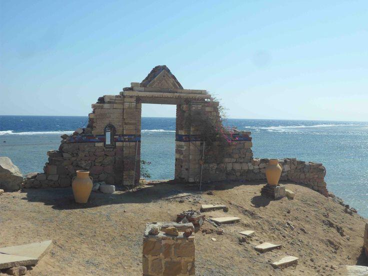 Il Mar rosso visto da Sharm El Sheik