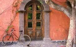 mexikó ajtó