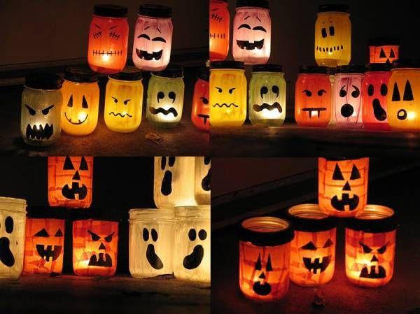 Favori Les 25 meilleures idées de la catégorie Lanternes d'halloween sur  KR68