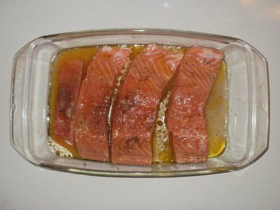 Losos receptFileti Lososa, Loso Receptions, Hrana Njamiiii,  Meatloaf, Loso Fileti