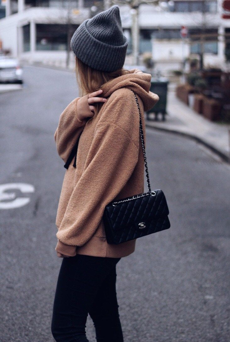 Sweet effet mouton ! Retrouvez ce look sur mon blog ! #mode #fashion #WinterFashion