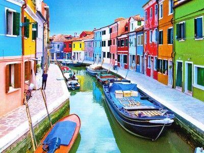 10 cidades mais coloridas do Mundo! | 1001 TopVideos