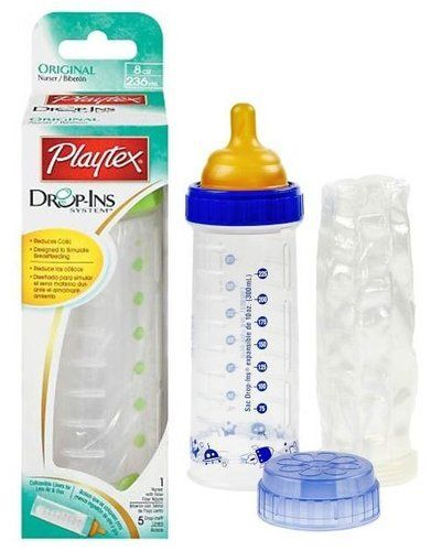 The 9 Best Bottles For Tfed Babies Playtex Drop Ins Original Nurser