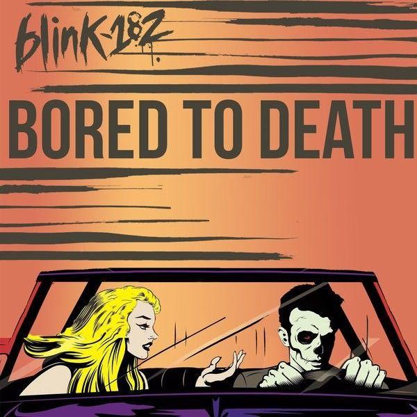 Blink-182 - Bored to Death - Поиск в Google