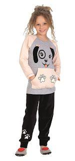 Özkan Kız Çocuk Pijama Takımı 41381