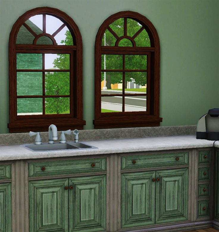 1000 Images About Sims3 Build Arches Windows Doors