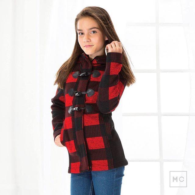 De nouveaux modèles pour mademoiselle ... et pour toute la famille!  Ne tardez pas, le froid est déjà là! 🌬 #mode #modechoc #girly #girls #girl #winter #fall #automne #jacket