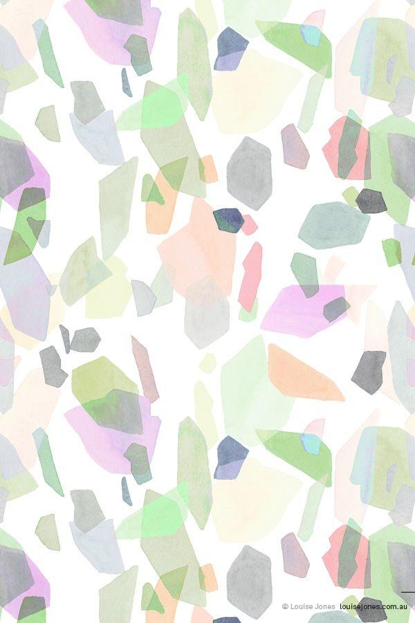 asideproj:  AUG | Shape | Colourway 2 © Louise Jones