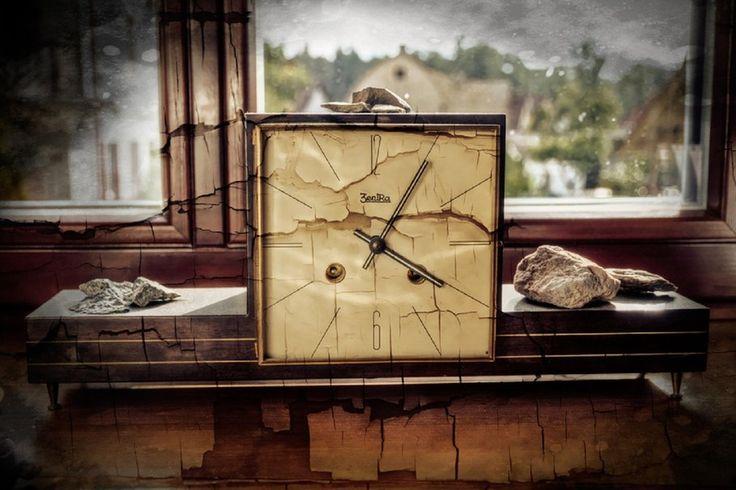relógio Vetor