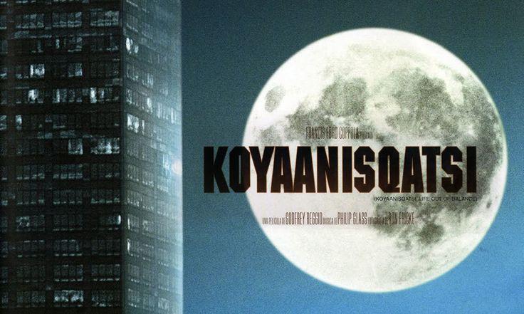 Koyaanisqatsi - Le jardin de mes étoiles