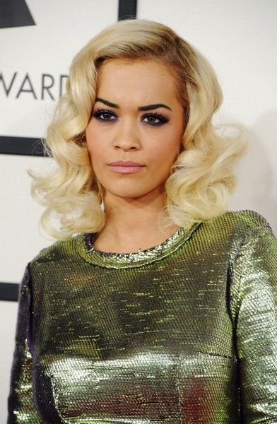 Grammy Awards 2014: i make up delle star! - http://www.tentazionemakeup.it/2014/01/grammy-awards-2014-make-delle-star/ #makeup #look #vip #grammy2014  #RitaOra