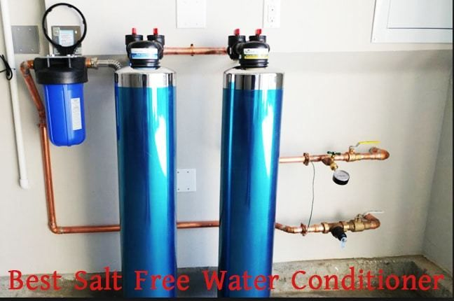 Best Water Conditioner Water Softener Salt Free Water Treatment System