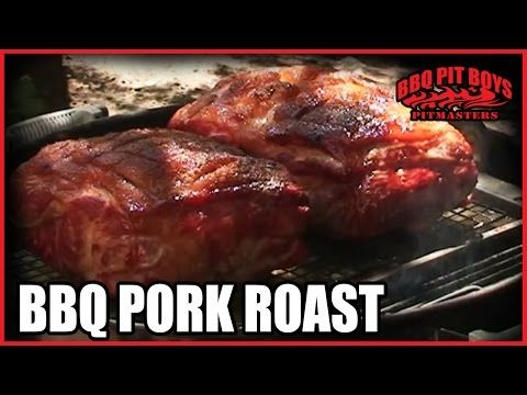 Smoked Pork Butt   Smoking Pork Butt for Pulled Pork HowToBBQRight with Malcom Reed - YouTube