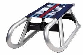 Porsche racing sled. Wanna have!