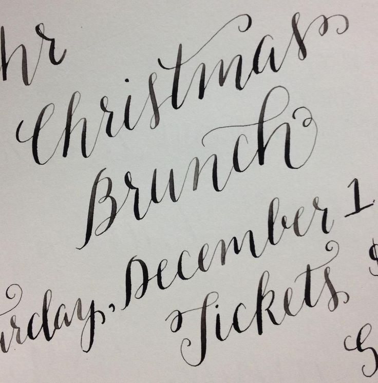 ... calligraphy on Pinterest | Lettering, Galleries and Calligraphy