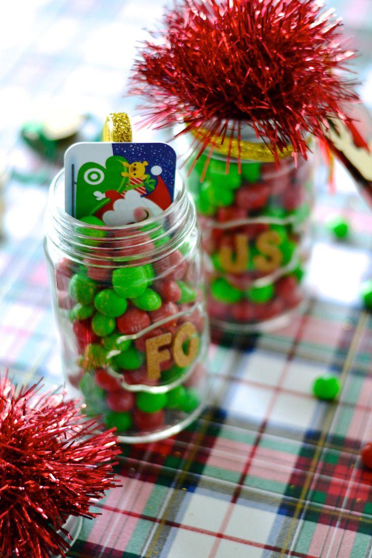Gift card tree ideas pinterest - Diy Gift Card Presentation Sage Sparkle Giftcardcheer Targetholidaygiftcard