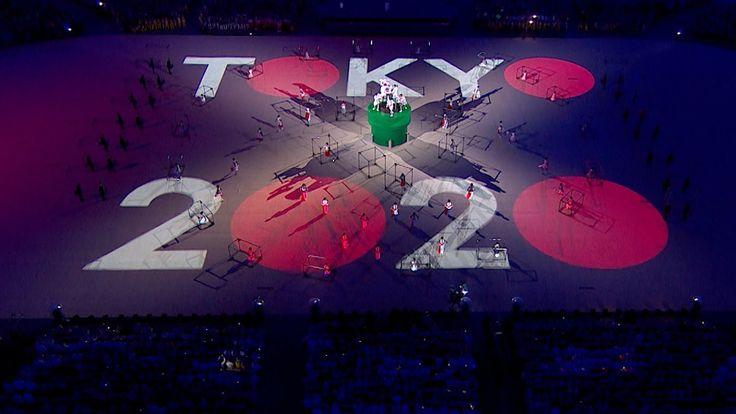 "2016 Summer Olympics closing ceremony ""See you in TOKYO 2020""  【NHKリオ】2020へ期待高まる!トーキョーショー"