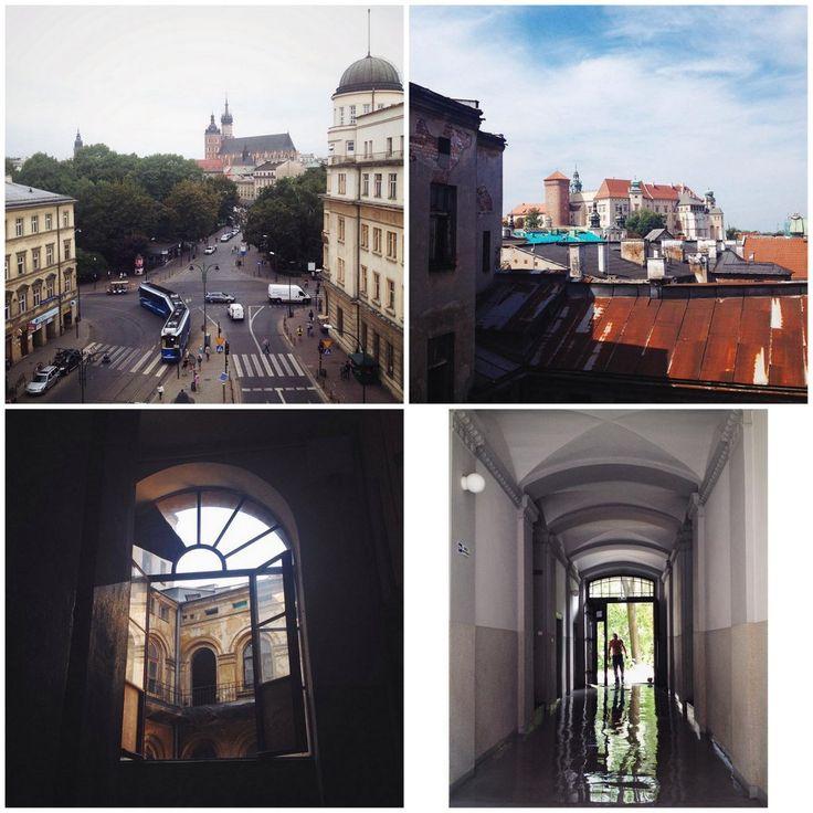Where to go in Krakow.