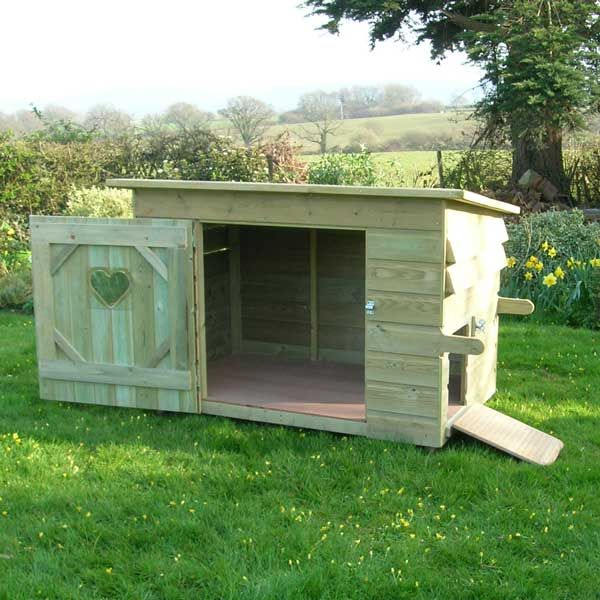 10 best chicken coop images on pinterest chicken coops for Duck and goose houses