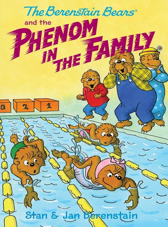 The Berenstain Bears and a Job Well Done Berenstain BearsLiving Lights