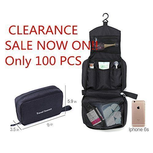 Personal Organizer Toiletry Bag - travel accessories bag , Electronics Storage Bags, Necessities Kit & Cosmetic Makeup Bag Men's/Women's for TOP-Pindu (Black). For product & price info go to:  https://beautyworld.today/products/personal-organizer-toiletry-bag-travel-accessories-bag-electronics-storage-bags-necessities-kit-cosmetic-makeup-bag-mens-womens-for-top-pindu-black/ #blackmakeuporganizer
