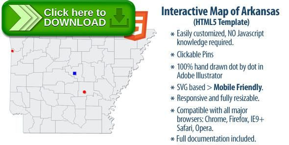 [ThemeForest]Free nulled download Interactive Map of Arkansas from http://zippyfile.download/f.php?id=46332 Tags: ecommerce, ar map, ar state map, Arkansas counties map, Arkansas county map, Arkansas map, City Map, clickable map, dealer map, interactive map, interactive map of Arkansas, map, map marker, mobile map, wordpress map, wp map