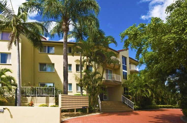 Bayview Waters -  the building - Gold Coast Runaway Bay 2 Bedroom Apartments